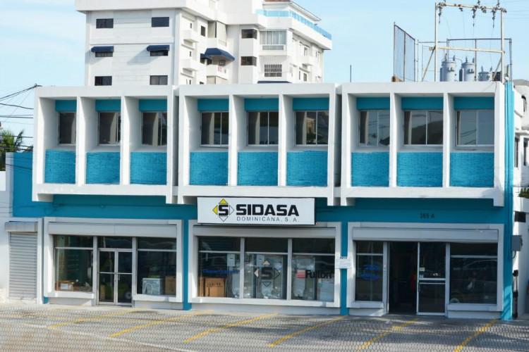 sidasa dominicana oficinas